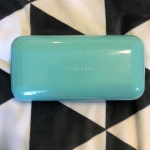 Tiffany & Co. Accessories - Tiffany & Co sunglasses case and drawstring holder